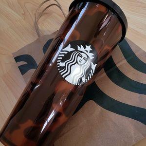 Starbucks Tortoise Shell Tumbler Venti